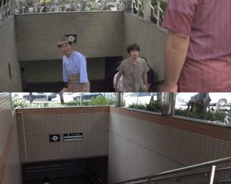 恵美須町駅3番出口