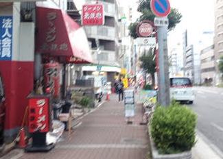 大阪の無鉄砲ラーメン