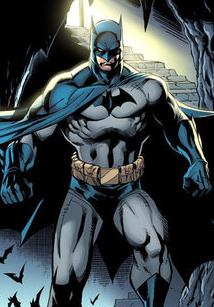 アメコミのバットマン