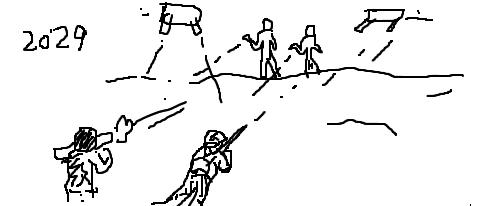 ミライノ戦争